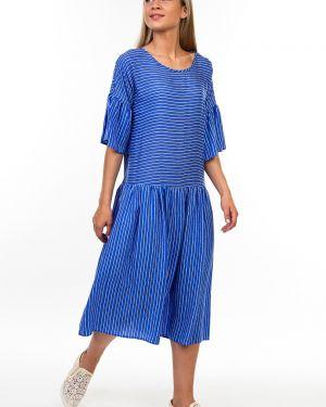 Платье с запахом Kapsula