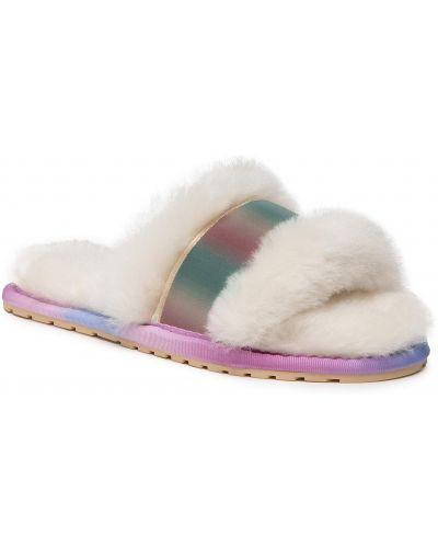 Białe sandały Emu Australia