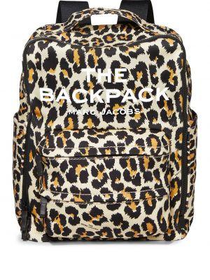 С ремешком хлопковая черная сумка на плечо Marc Jacobs
