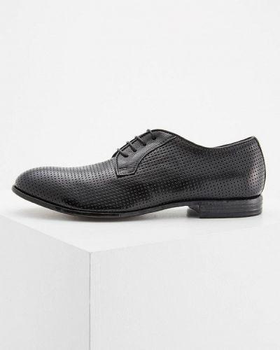 Черные туфли Moma