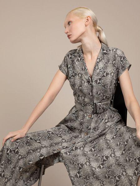 Платье из вискозы Vassa&co