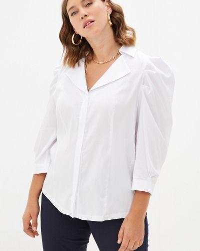 Белая зимняя рубашка Silver String
