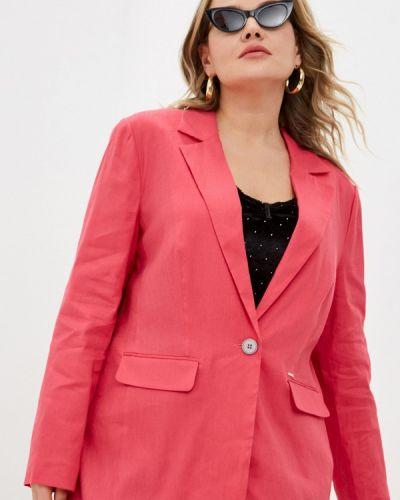 Розовый пиджак Samoon By Gerry Weber
