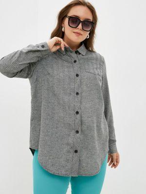 Серая рубашка с длинными рукавами Bordo