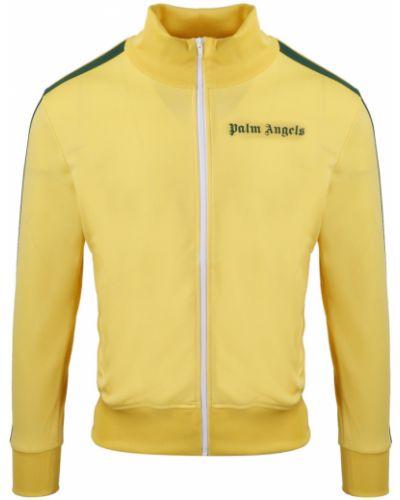 Żółta kurtka Palm Angels