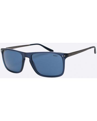 Солнцезащитные очки пластиковые стеклянные Polo Ralph Lauren
