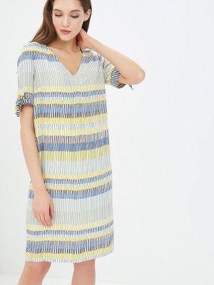 Платье турецкий желтый Perspective