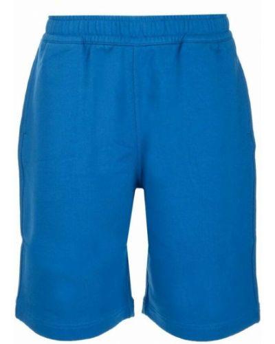 Spodnie - niebieskie Burberry