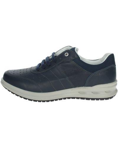 Niebieskie sneakersy Grisport