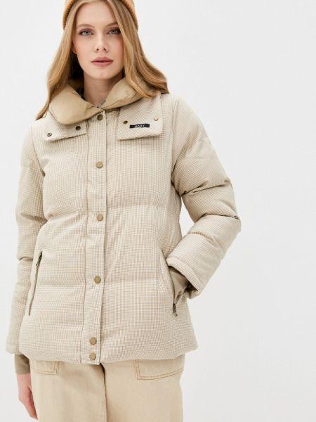 Утепленная куртка - белая On Parle De Vous