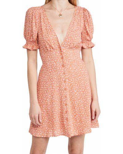 Платье с декольте Bb Dakota