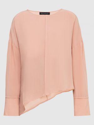 Персиковая блузка Sally Lapointe