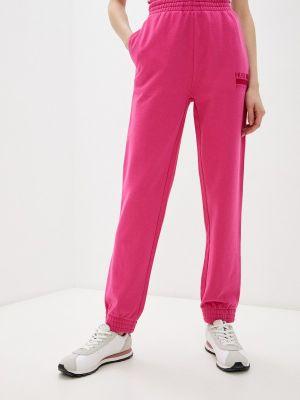 Розовые спортивные брюки Hugo