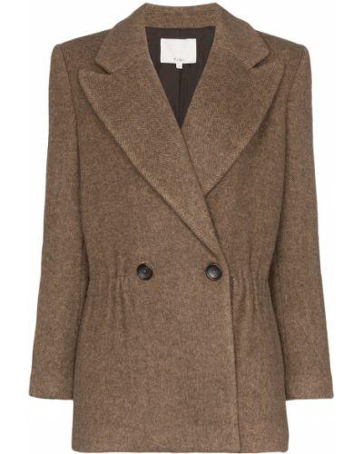 Пиджак двубортный Tibi