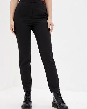 Черные со стрелками классические брюки 7arrows