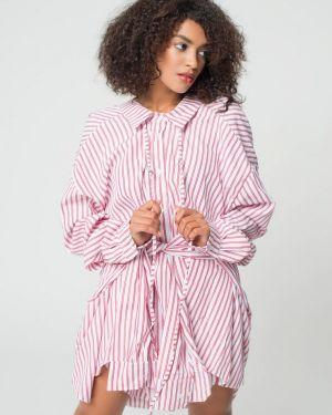Платье - красное Lipinskaya Brand