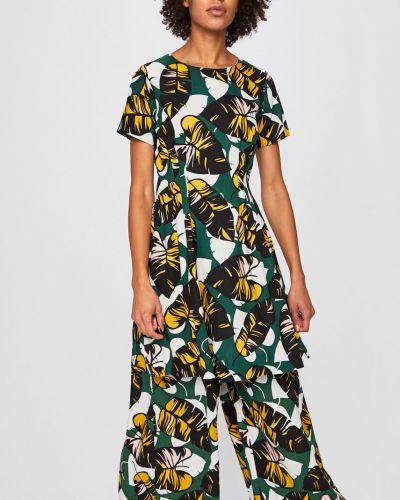 Платье мини хлопковое расклешенное Medicine