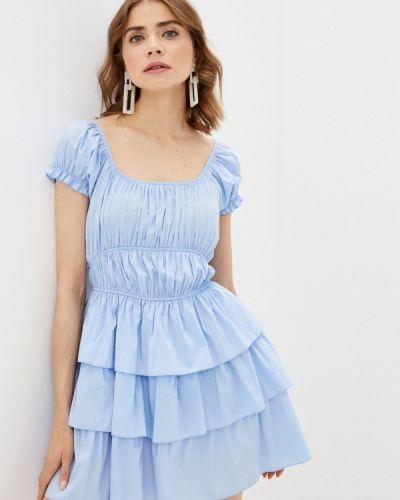 Платье с открытыми плечами Rinascimento