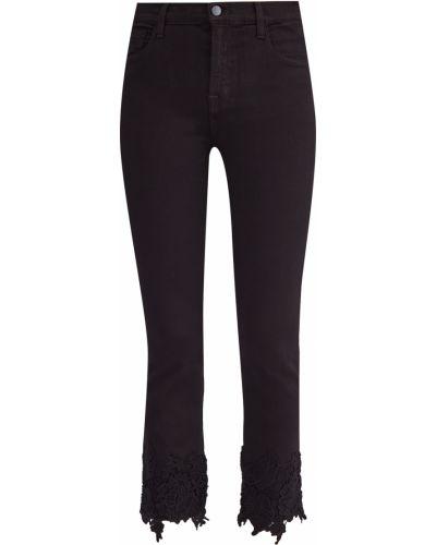 Расклешенные джинсы на пуговицах с карманами Jbrand