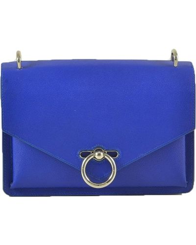 Niebieska torba na ramię Rebecca Minkoff