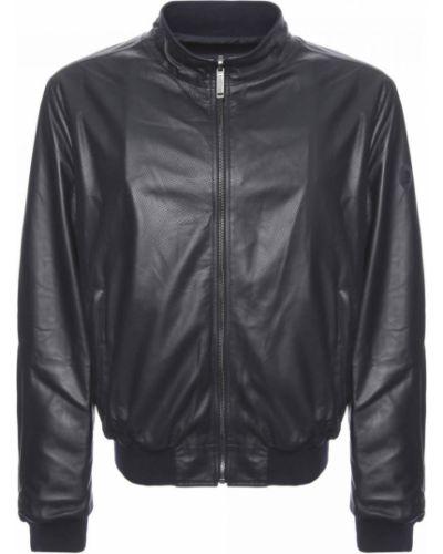 Черная итальянская куртка Baldinini