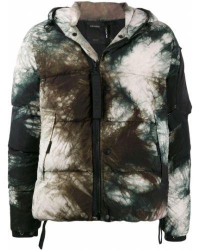Прямая стеганая куртка Nemen