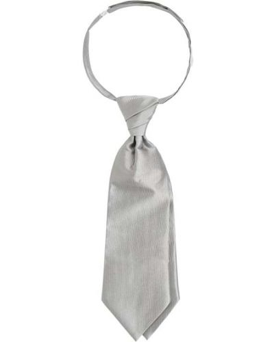 Krawat srebrny Wilvorst