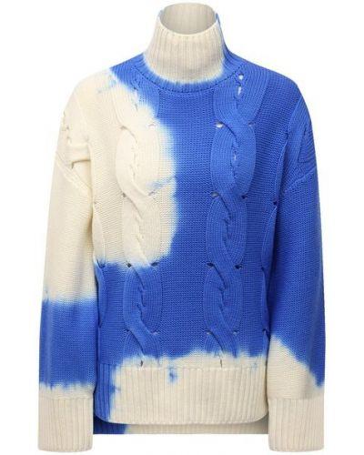Шерстяной свитер - белый Off-white