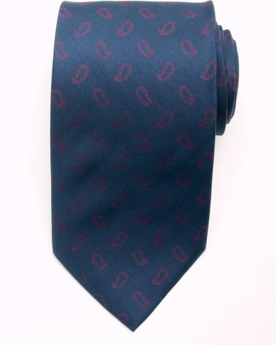 Синий галстук Coveri Collection