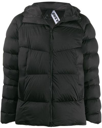 Черная стеганая куртка оверсайз Mammut Delta X