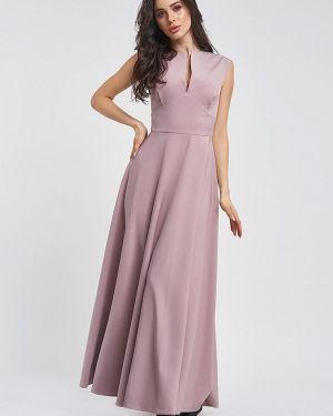 Розовое вечернее платье Magnet