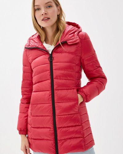 Зимняя куртка осенняя розовая United Colors Of Benetton