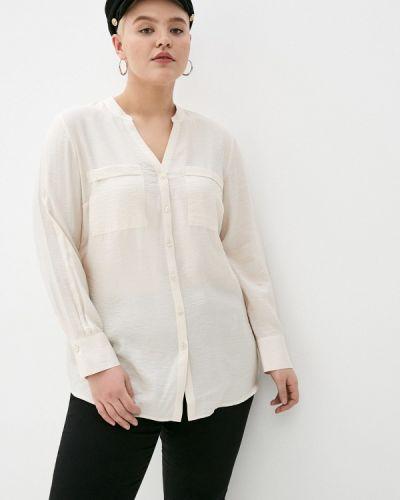 Белая блузка Samoon By Gerry Weber