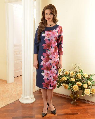 Платье платье-сарафан из вискозы Salvi-s