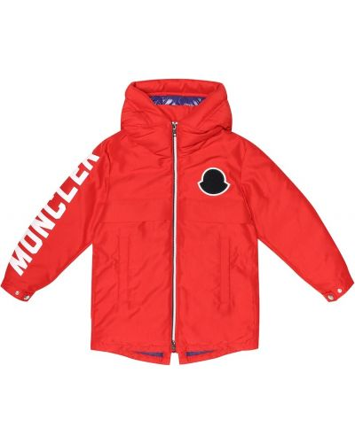 Куртка с капюшоном пуховый Moncler Enfant