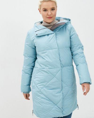 Бирюзовая утепленная куртка Roxy