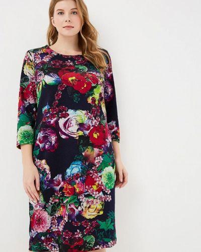 Повседневное платье осеннее Lina