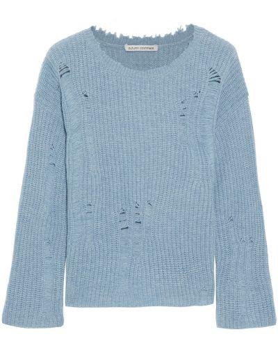 Кашемировый свитер - синий Autumn Cashmere
