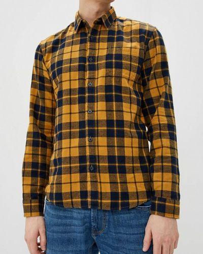 Рубашка с длинным рукавом желтый Colin's