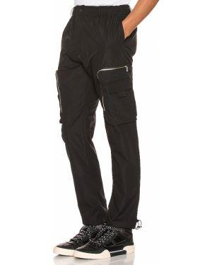 Czarne spodnie ciążowe vintage Zanerobe