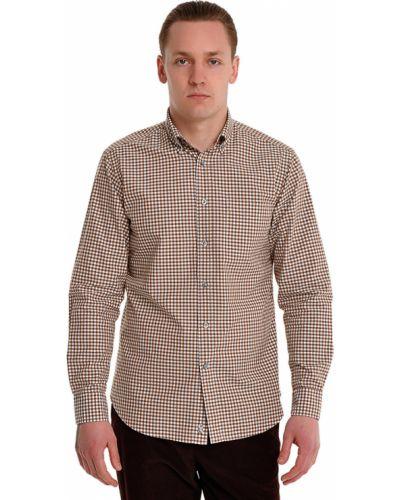Рубашка хлопковая Ermenegildo Zegna
