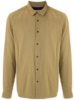 Классическая прямая рубашка с воротником на пуговицах Osklen