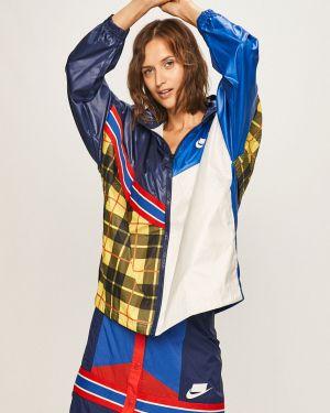 Облегченная куртка с капюшоном мятная свободного кроя Nike Sportswear