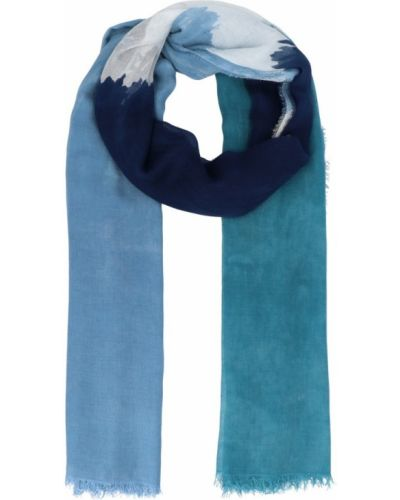 Niebieski szalik Faliero Sarti