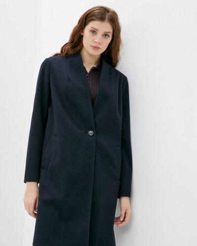 Синее пальто Dorothy Perkins