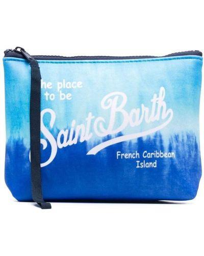 Пляжный синий клатч из неопрена Mc2 Saint Barth Kids