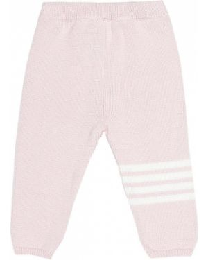 Розовый топ Thom Browne Kids