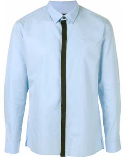 Рубашка с воротником с нашивками с манжетами Knott Men