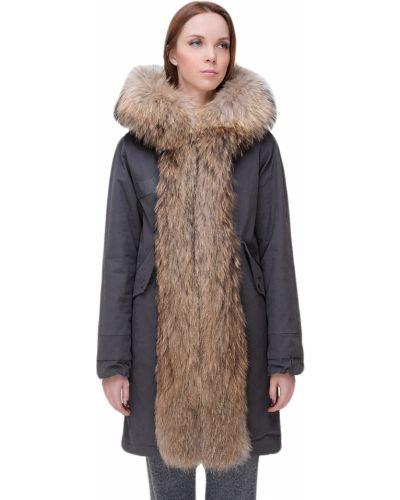Куртка из енота Tsarevna