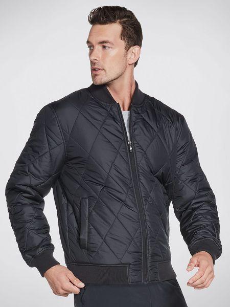 Облегченная куртка - черная Skechers
